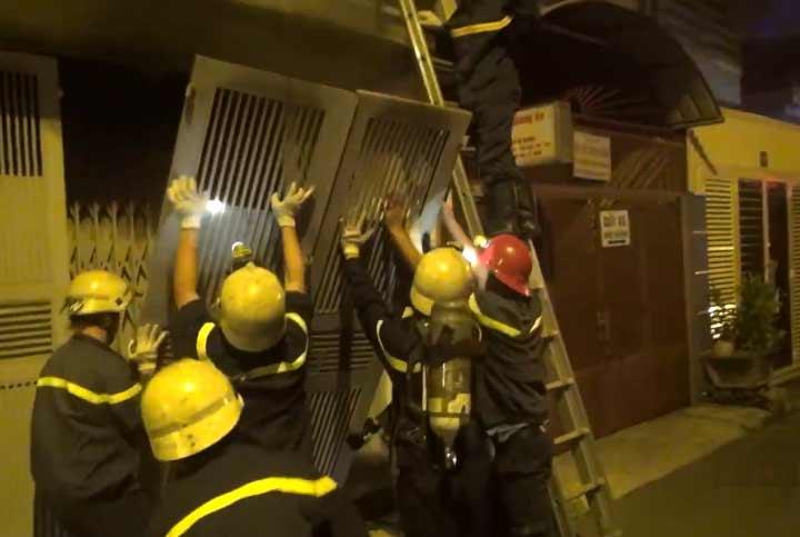 Cháy đêm - Mối nguy hiểm thường trực luôn rình rập